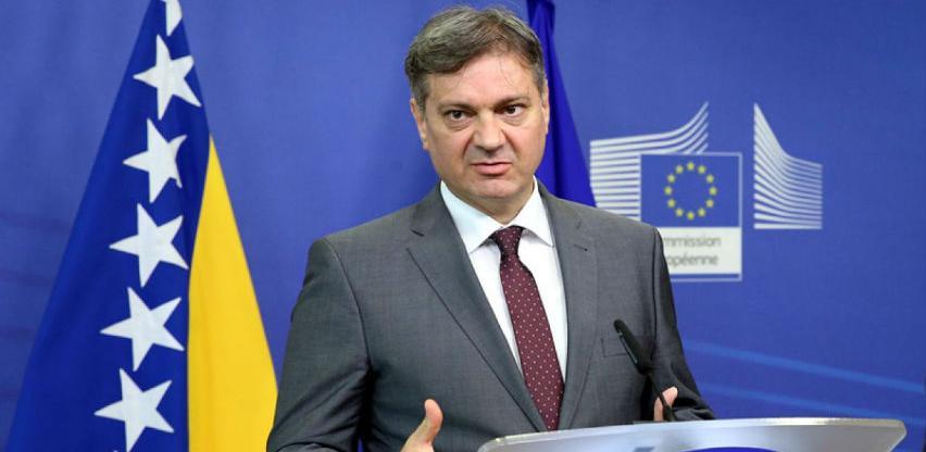 Zvizdić: EU i NATO put koji nema alternativu