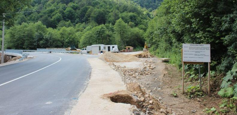 Pušten u funkciju novoizgrađeni most u Delijašima