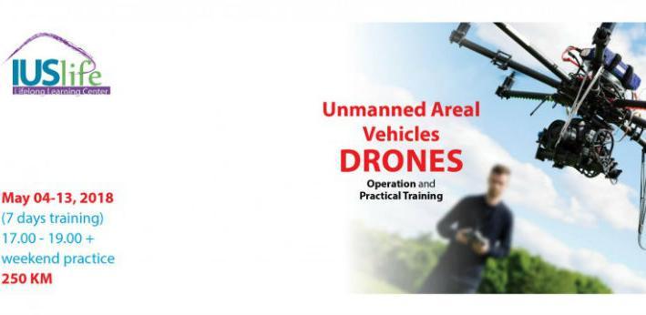 Kurs upravljanja bespilotnim letjelicama (dronovima)