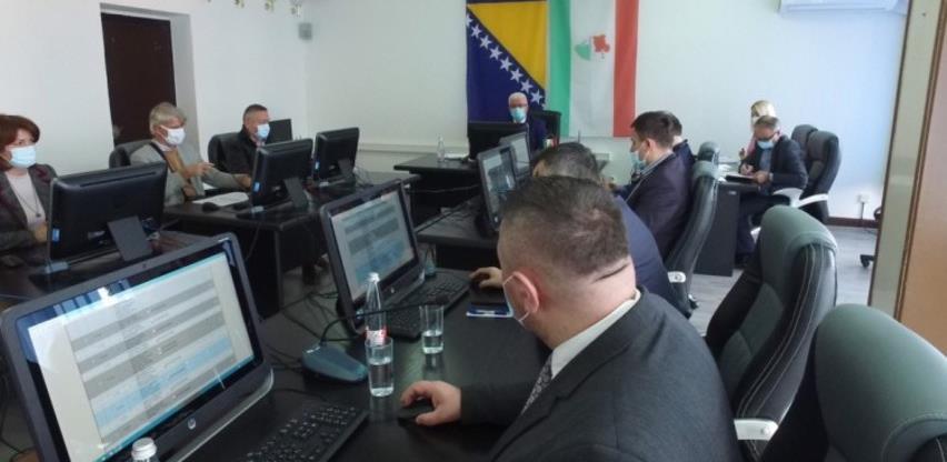 Vlada SBŽ-a izdvojila 334.776 KM za ugostitelje kojima je bio ograničen rad