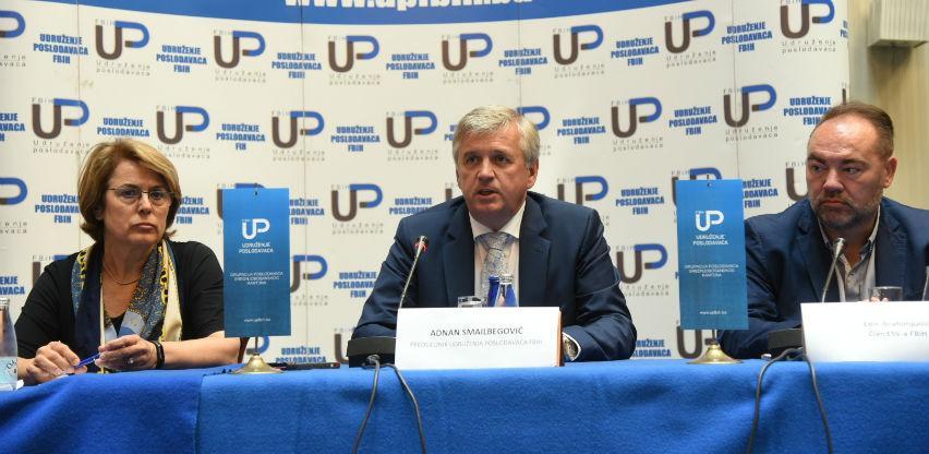 """UPFBiH: """"Inicijativa 20+5+6"""" je u interesu poslodavaca, radnika i države"""