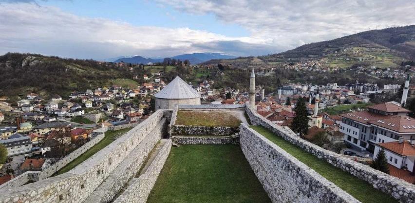 """Vezirski grad će dobiti novo brendiranje """"Volim Travnik"""""""