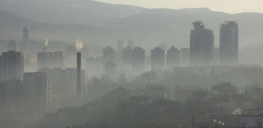 Ilidža udiše najzagađeniji vazduh u Evropi