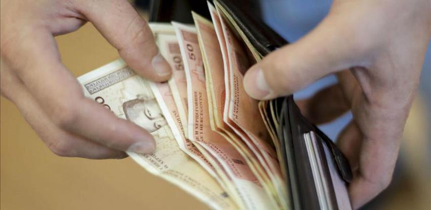 Prosječna neto plaća u BiH 916 KM, godišnji rast 6,2 posto