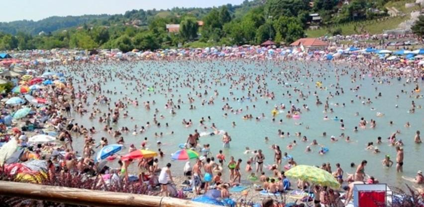 Na Panonskim jezerima za mjesec i po 150.000 posjeta
