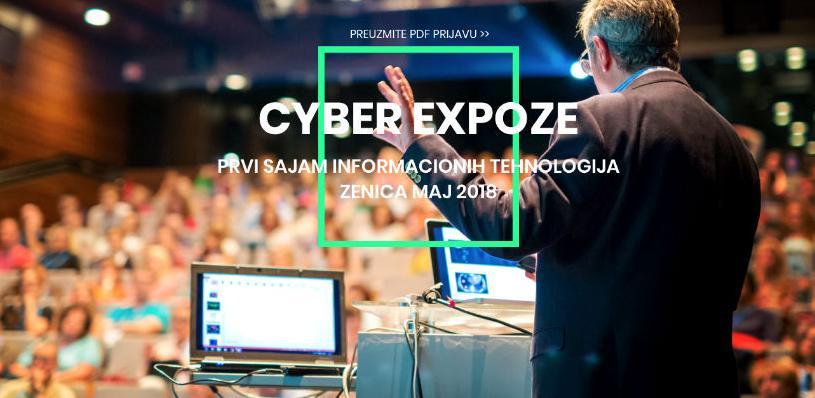 "Prvi Sajam informacionih i komunikacionih tehnologija i medija ""CyberExpoZE"""