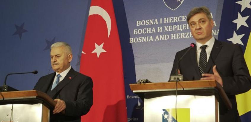 Zvizdić i Yildirim: Finalizacija Sporazuma o slobodnoj trgovini