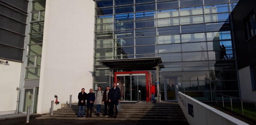 Profesori sa Burch univerziteta ostvarili saradnju sa svjetskim institutom IHP
