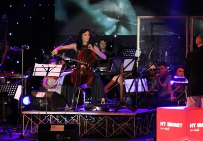 Održan koncert Ane Rucner i tradicionalni prijem HT Eroneta
