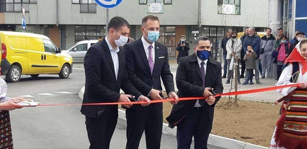 Realizovana investicija od 1,7 miliona KM: U Laktašima otvoren kružni tok