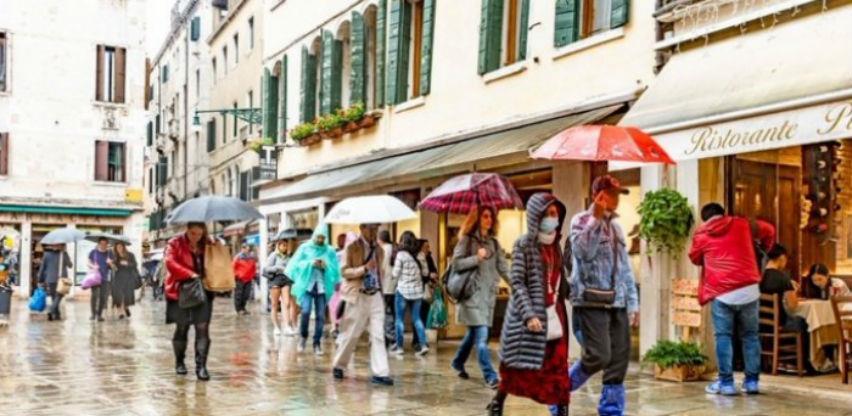 Mobilni telefoni otkrivaju da previše Talijana ignorira zabranu kretanja