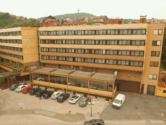 Hotel Grand: Sarajevski hotel sa stilom i dušom