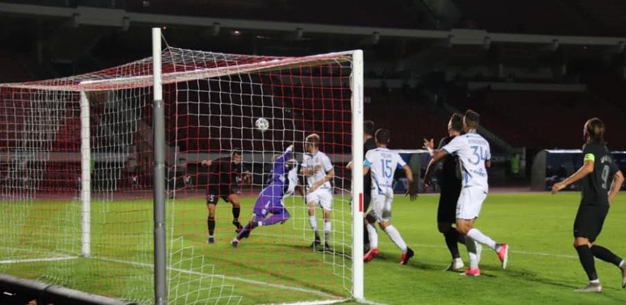 Sarajevo pokradeno u Bjelorusiji, Dynamo prolazi u treće pretkolo Lige prvaka