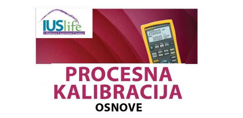 IUSlife seminar: Procesna kalibracija - osnove