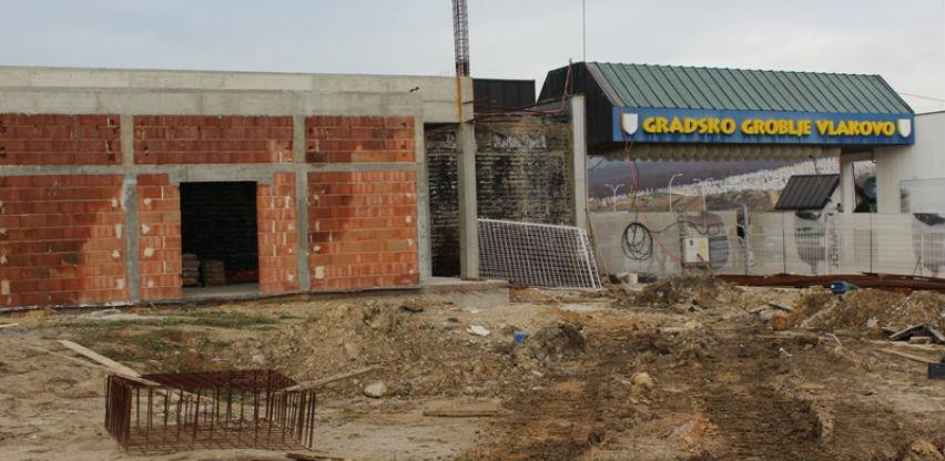 Sarajevski krematorij u II fazi izgradnje: Zakonske izmjene još nisu izvršene