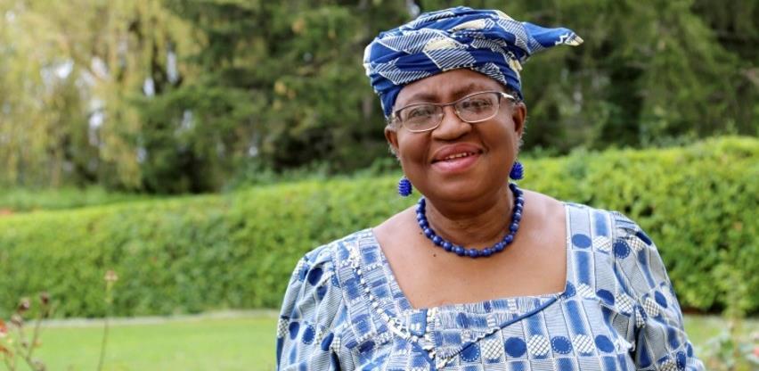Nigerijka prva žena na čelnoj poziciji u WTO-u