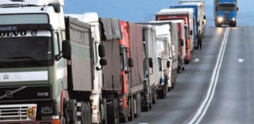 Poslodavci dužni izdavati potvrdu o angažovanju vozača u međunarodnom prevozu