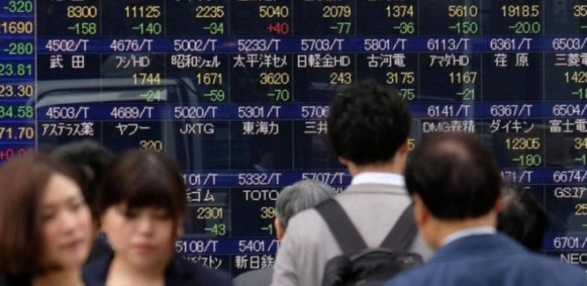 Azijska tržišta: Nervozna trgovina, indeksi u minusu