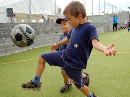 VGT obezbjedio učešće dječaka iz SOS Dječijih sela na kampu Real Madrida