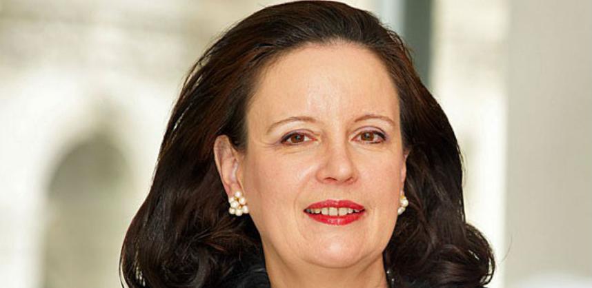 Cornelia Meyer, ekonomska analitičarka sa BBC-a, voditeljica programa na SBF-u