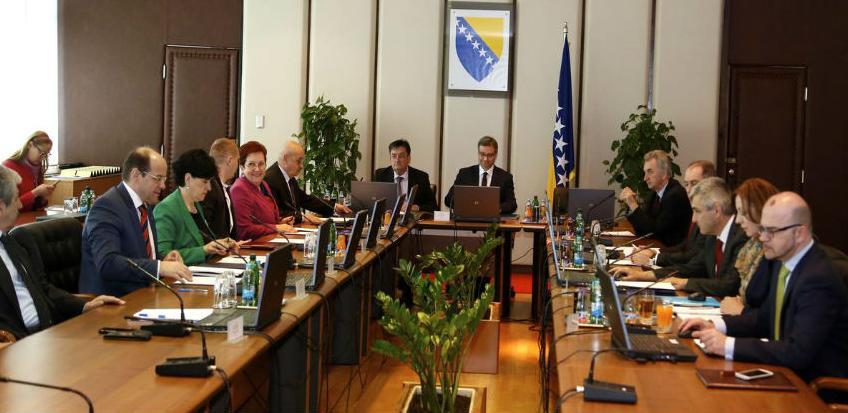 Akcize nisu uvrštene na današnji dnevni red sjednice Vijeća ministara