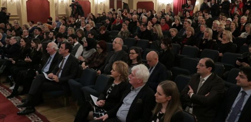 """U Narodnom pozorištu zvanično otvoren Festival """"Sarajevska zima 2020"""""""