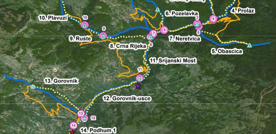Elektroprivreda nabavlja opremu vrijednu 4,5 mil. KM za MHE na slivu Neretvice