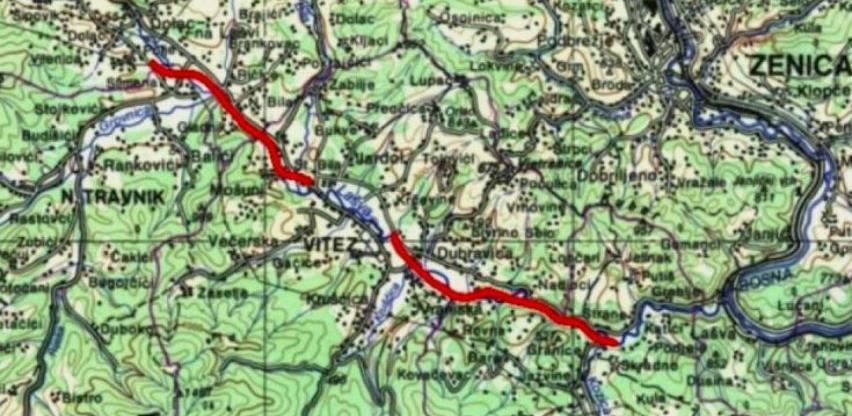 Usvojena izmjena trase brze ceste kroz Nević Polje