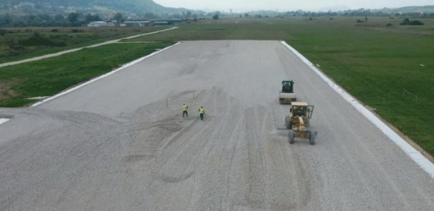 Uz sadašnji tempo, aerodromu u Bihaću trebalo bi 30 godina da se završi