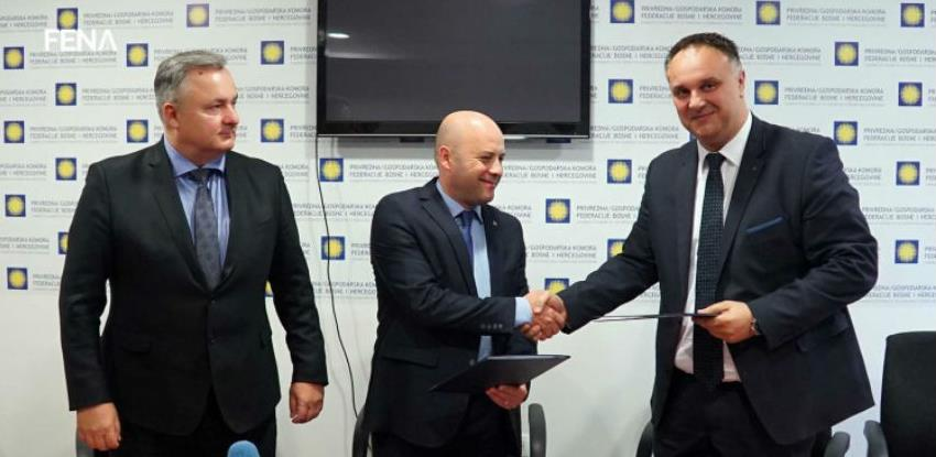 Gospodarske komore FBiH i Albanije jačaju suradnju (Video)