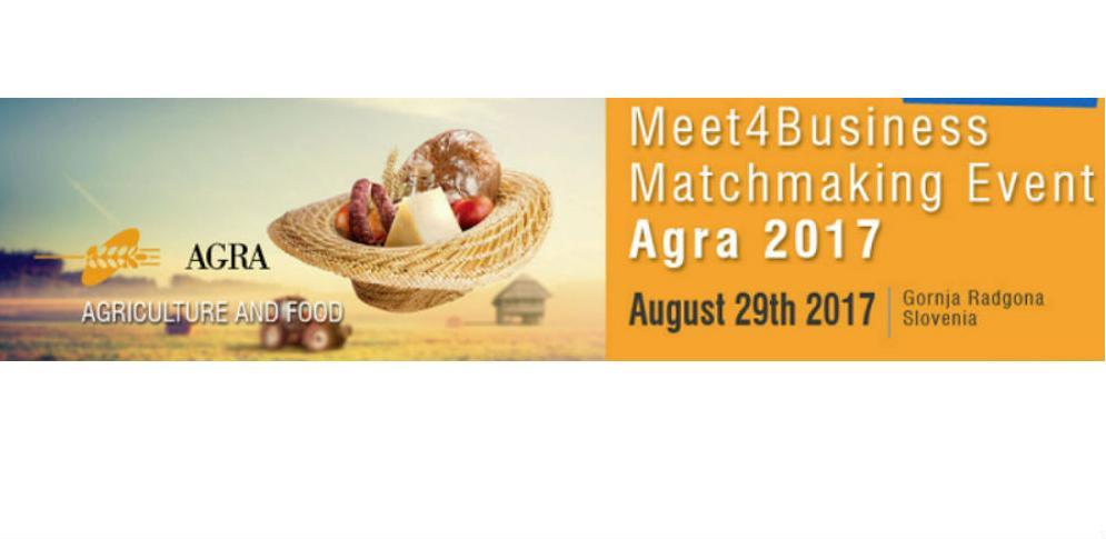 """Poziv za učešće na poslovnim susretima """"MEET4BUSINESS"""" Agra"""