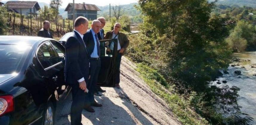Vlada ZDK u općinu Zavidovići ove godine uložila oko tri miliona KM