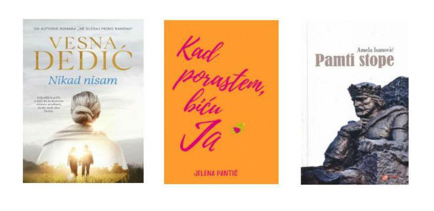 Knjiga.ba donosi nove naslove tri sjajne spisateljice