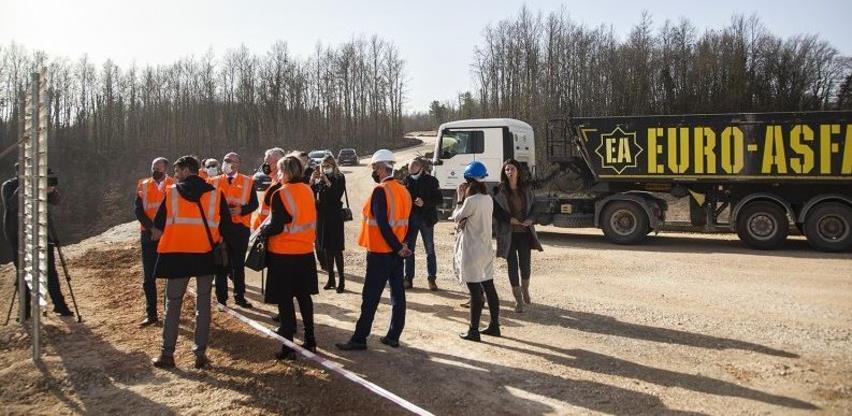 Euro-asfalt u Hrvatskoj na proljeće završava projekat vrijedan 42,9 milijuna kuna