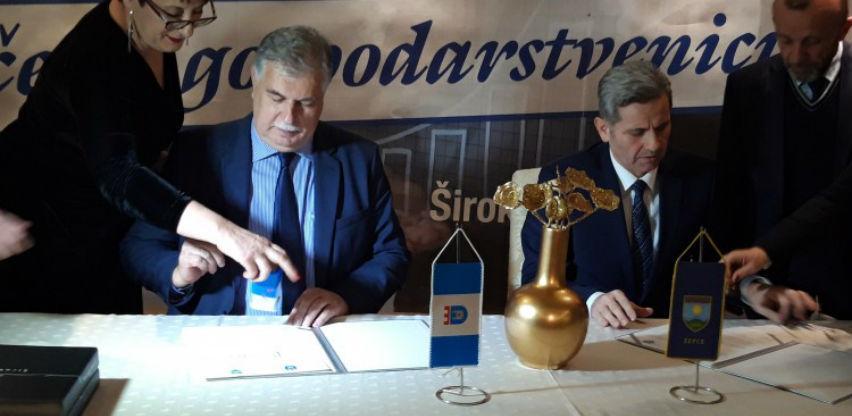 Široki i Žepče potpisali Povelju o suradnji
