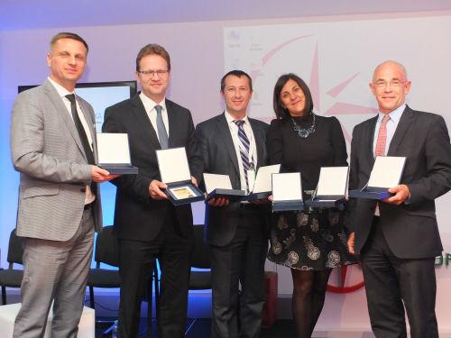 Najboljim bankama uručene nagrade Zlatni BAM
