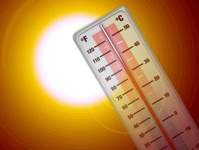 Ekstremno topao juli, i u avgustu temperature više od prosječnih