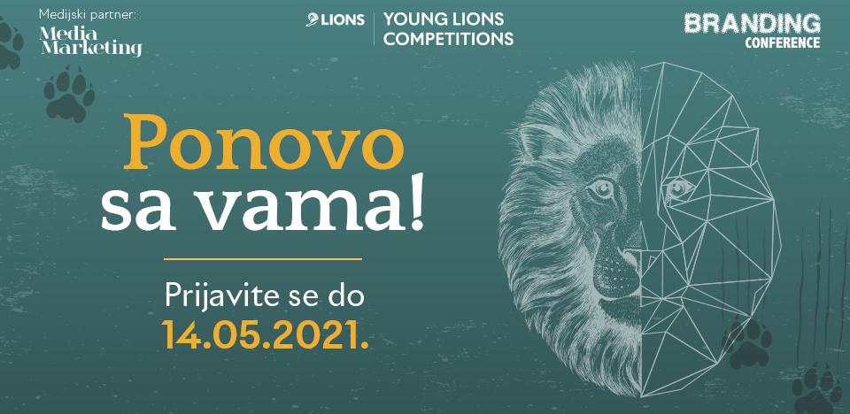 Lavovski come back: Young Lions BiH 2021 - Jedinstvena prilika za mlade kreativce