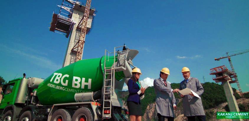 Nova poslovnica HeidelbergCementa u Mostaru: Najjači beton sada i na jugu