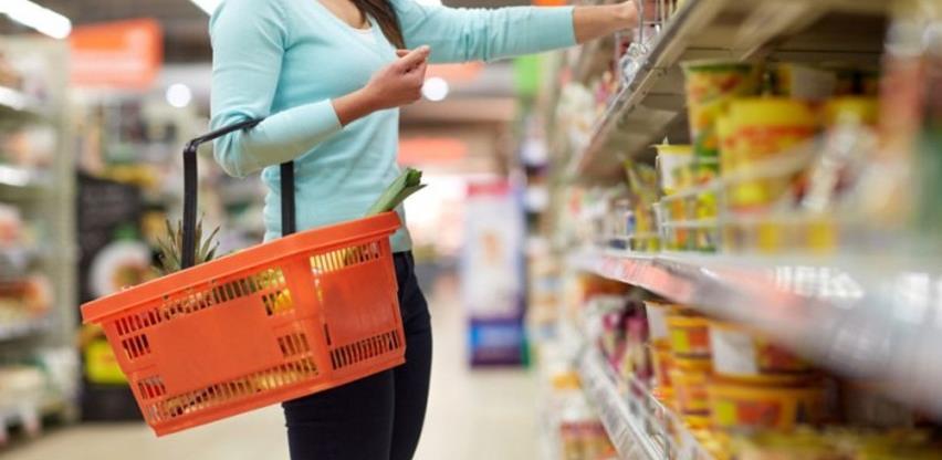 Sindikalna potrošačka korpa u februaru jeftinija od januarske