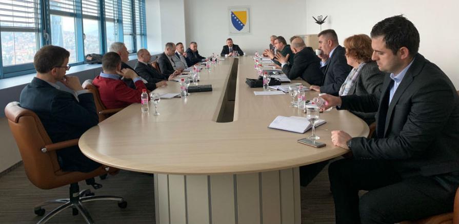 BiH uspostavlja privremeni granični prijelaza za promet putnika kod Svilaja