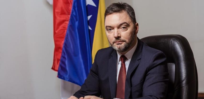 Košarac: Turković opstruiše dogovor svih nivoa vlasti