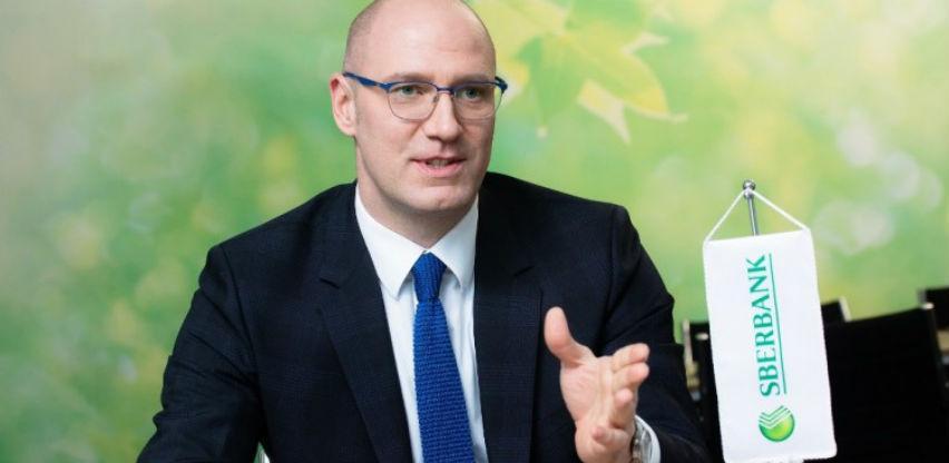 """Peršić: Sberbanka želi biti prepoznata kao banka """"otvorenog ekskluziviteta"""""""