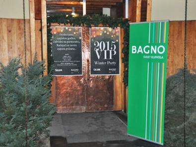 Održan prvi LUK i BAGNO VIP Winter event