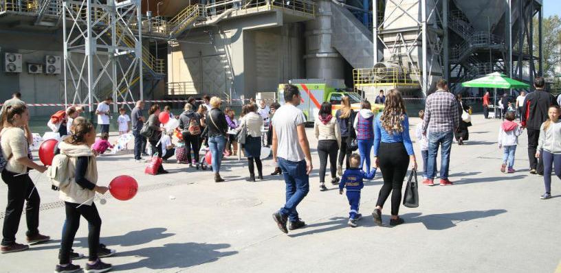 U Fabrici cementa Lukavac održan Dan otvorenih vrata