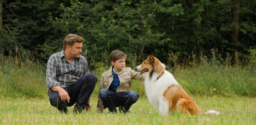 """U kinima porodična avantura o najpoznatijem psu na svijetu """"Lesi se vraća kući"""""""