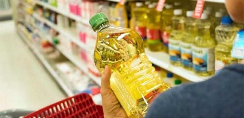 Inspekcija u Sarajevu kontrolisala trgovce nakon saznanja o povećanju cijena ulja
