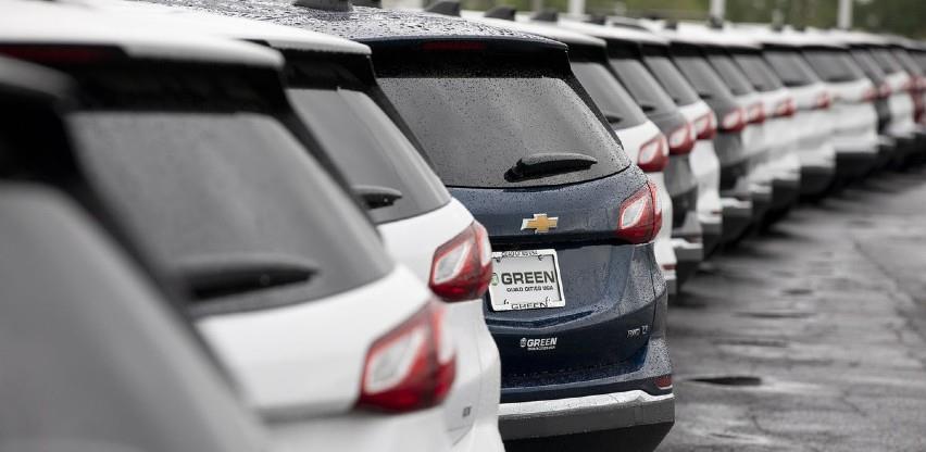Dramatičan pad prodaje automobila u Evropi
