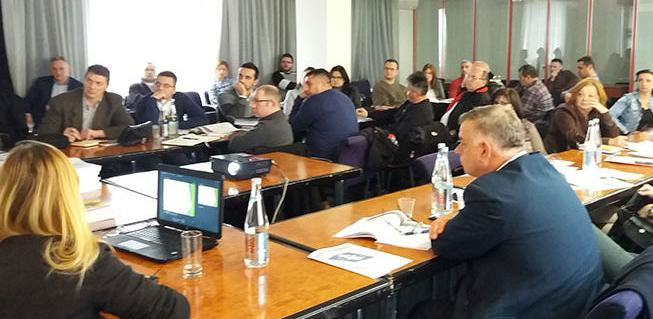 Sevoi prezentacija: Programsko rješenje za uspostavu sustava FUK