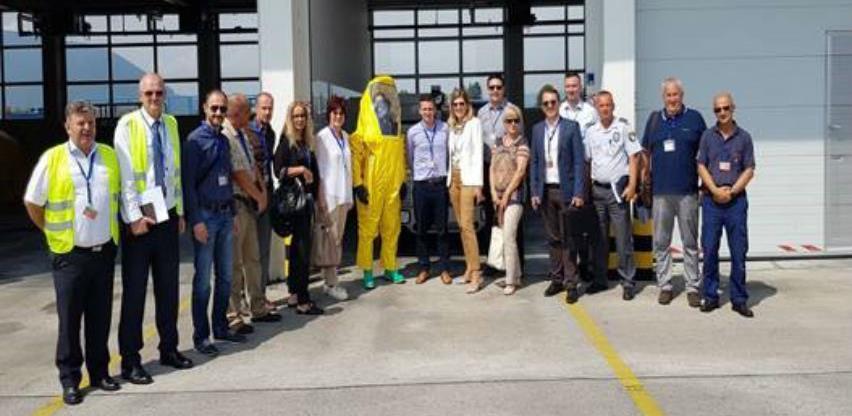Aerodrom Sarajevo: Plan djelovanja u kriznim zdravstvenim situacijama